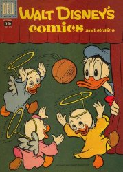 Dell Publishing Co.'s Walt Disney's Comics and Stories Issue # 205b
