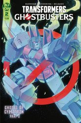 IDW Publishing's Transformers / Ghostbusters Issue # 2b