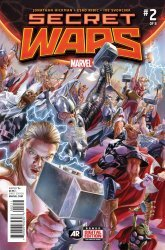 Marvel Comics's Secret Wars Issue # 2