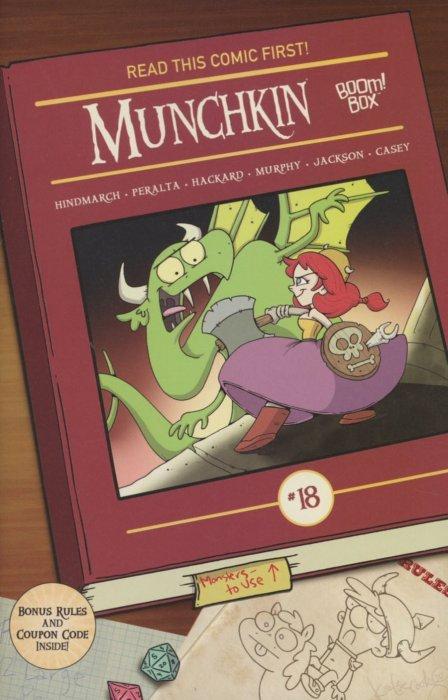 Munchkin 1 (KaBOOM!) - ComicBookRealm.com