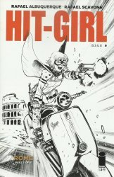 Image Comics's Hit-Girl Issue # 9b