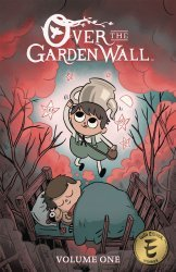 KaBOOM!'s Over the Garden Wall TPB # 1