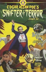 Ahoy Comics's Edgar Allan Poe's: Snifter of Terror - Season 2 Issue # 2