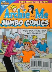 Archie Comics Group's Archie and Me: (Jumbo) Comics Digest Issue # 17