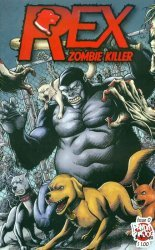 Panda Dog Press's Rex: Zombie Killer Issue # 0