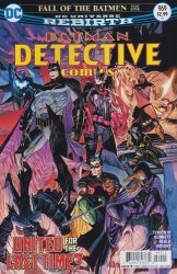 DC Comics's Detective Comics Issue # 969