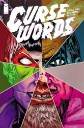 Image Comics's Curse Words Issue # 15