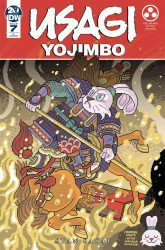 IDW Publishing's Usagi Yojimbo Issue # 7ri