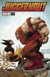 Marvel Comics's Juggernaut Issue # 1clover