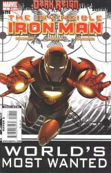 Marvel Comics's Invincible Iron Man Issue # 8