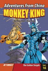 JR Comics's Adventures from China: Monkey King Issue # 16