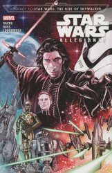 Marvel Comics's Journey to Star Wars: The Rise of Skywalker - Allegiance TPB # 1d