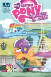 IDW Publishing's My Little Pony: Friendship is Magic Issue # 16hot topic