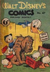 W.G.(Wogan)Publications's Walt Disney's Comics Issue # 47