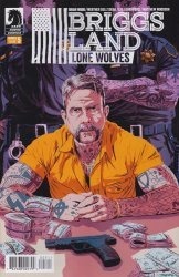 Dark Horse Comics's Briggs Land: Lone Wolves Issue # 5