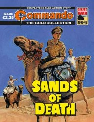 D.C. Thomson & Co.'s Commando: For Action and Adventure Issue # 5416