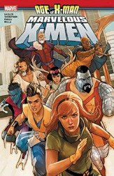 Marvel Comics's Age of X-Man: Marvelous X-Men TPB # 1