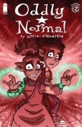 Image's Oddly Normal Issue # 2
