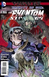 DC Comics's Trinity of Sin: The Phantom Stranger Issue # 15
