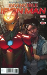 Marvel Comics's Invincible Iron Man Issue # 4