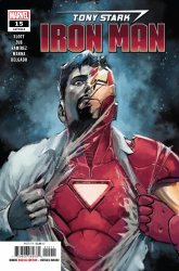 Marvel Comics's Tony Stark: Iron Man Issue # 15