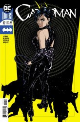 DC Comics's Catwoman Issue # 12