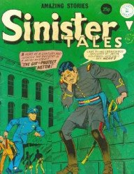 Alan Class & Company's Sinister Tales Issue # 184