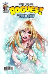 Amigo Comics's Rogues!: Cold Ship Issue # 3