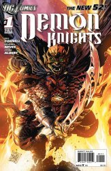 DC Comics's Demon Knights Issue # 1
