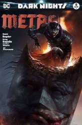 DC Comics's Dark Nights: Metal Issue # 5mattina-a