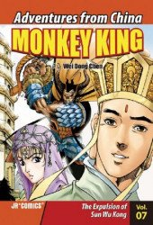 JR Comics's Adventures from China: Monkey King Issue # 7