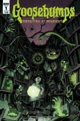 IDW Publishing's Goosebumps: Monsters At Midnight Issue # 1b