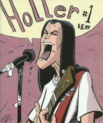 Its Alive's Holler Issue # 1b