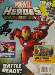 Redan's Marvel Heroes Issue # 38