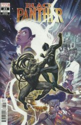 Marvel Comics's Black Panther Issue # 23b