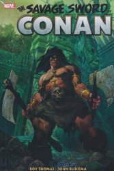 Marvel Comics's Savage Sword of Conan: Original Marvel Years Omnibus  Hard Cover # 2