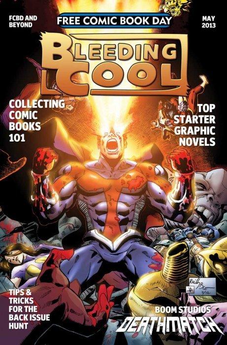 avatar comic book day