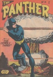 Young's Merchandising Company's The Panther Issue # 19