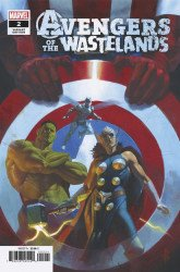 Marvel Comics's Avengers of the Wastelands Issue # 2b