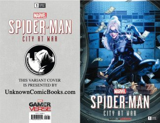 Marvel Comics's Marvel's Spider-Man: City at War Issue # 1unknown-a