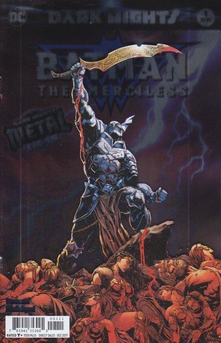 batman  the merciless 1  dc comics