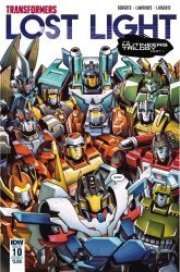 IDW Publishing's Transformers: Lost Light Issue # 10