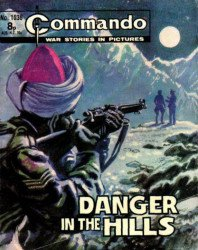 D.C. Thomson & Co.'s Commando: War Stories in Pictures Issue # 1036