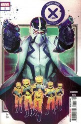Marvel Comics's Giant-Size X-Men: Fantomex Issue # 1