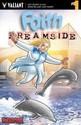 Valiant Entertainment's Faith: Dreamside Issue # 1bcc