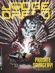 Rebellion's Judge Dredd: Megazine Issue # 411