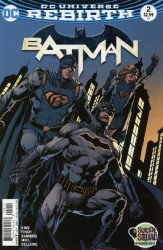 DC Comics's Batman Issue # 2
