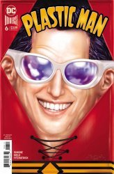 DC Comics's Plastic Man Issue # 6