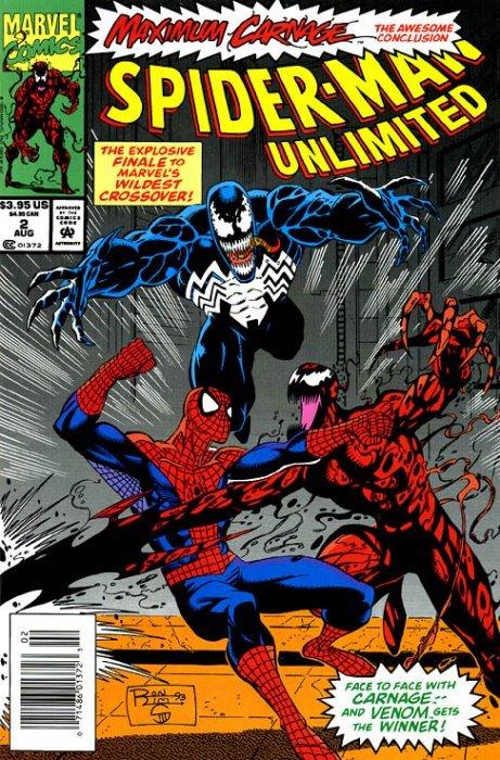 Spider-Man Unlimited 1 (Marvel Comics) - ComicBookRealm.com