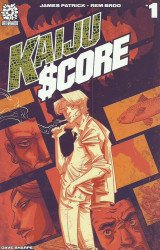 AfterShock Comics's Kaiju Score Issue # 1